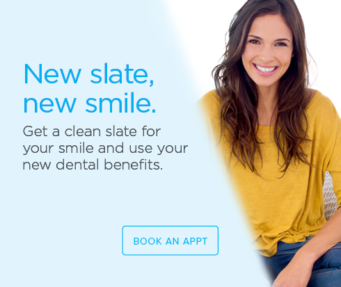 Bloomington Smiles  Dentistry - New Year, New Dental Benefits